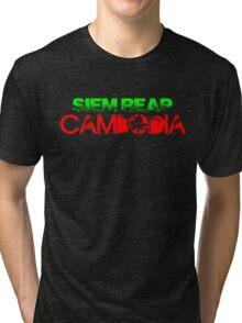 Siem Reap Tri-blend T-Shirt