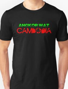 Angkor Wat Unisex T-Shirt