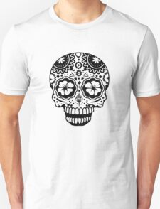 A laughing Sugar Skull  T-Shirt