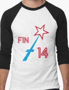 FINLAND STAR  Men's Baseball ¾ T-Shirt