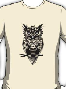 A dark owl  T-Shirt