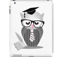 A wise owl iPad Case/Skin