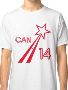 CANADA STAR  Classic T-Shirt