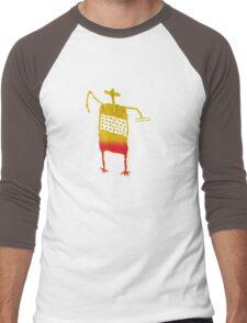 aboriginal Men's Baseball ¾ T-Shirt