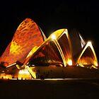 Sydney Opera House, Australia by SaraHardman