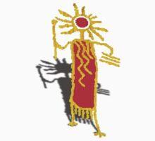 aboriginal One Piece - Short Sleeve
