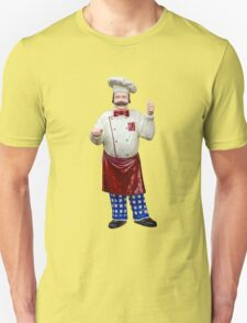 Plastic chef T-Shirt