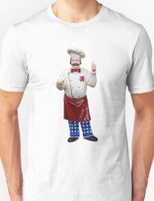 Plastic chef T-Shirt