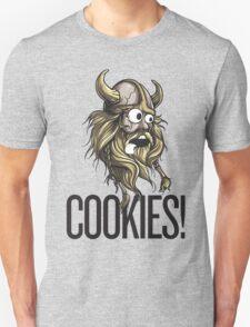 Cookies! - Viking Unisex T-Shirt