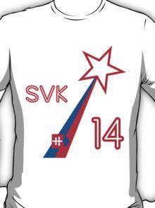 SLOVAKIA STAR T-Shirt