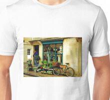 Flower shop, Bath, UK Unisex T-Shirt