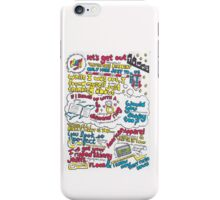 She Looks So Perfect iPhone Case/Skin