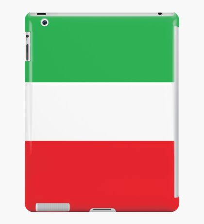 Italian National Champion iPad Case/Skin
