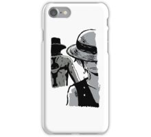 Brothers to the end iPhone Case/Skin