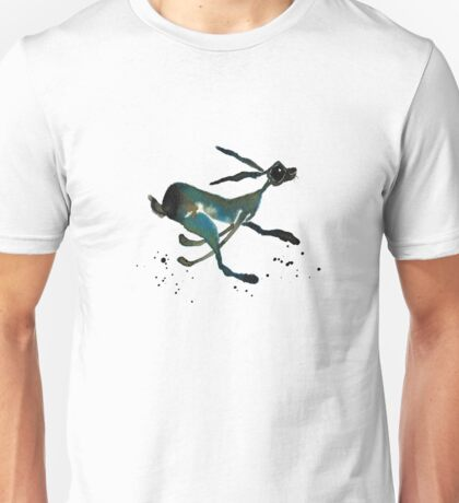 HARE IN A HURRY! Unisex T-Shirt