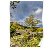 Birks Bridge Duddon Valley Poster