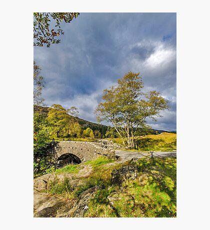 Birks Bridge Duddon Valley Photographic Print