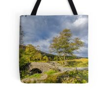 Birks Bridge Duddon Valley Tote Bag