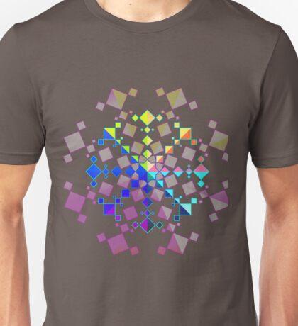 Kaleidoscopic Pride Unisex T-Shirt