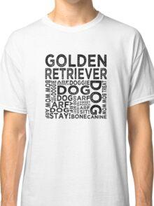 Golden Retriever Classic T-Shirt