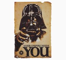 Join The Force - Darth Vader by powerboxx