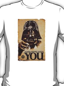 Join The Force - Darth Vader T-Shirt