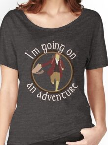I'm Going On An Adventure! Women's Relaxed Fit T-Shirt