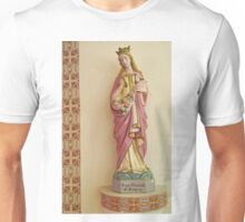 Statue of St Elizabeth of Hungary, Eureka Springs Unisex T-Shirt