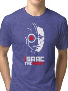 Isaac the Robot Tri-blend T-Shirt