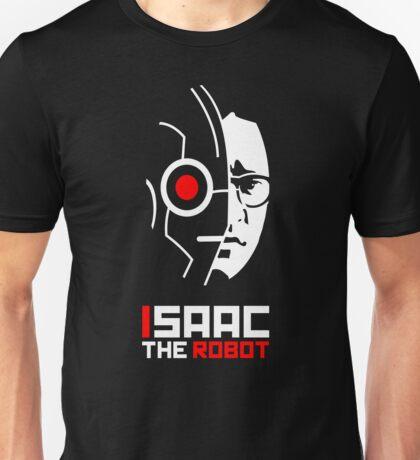 Isaac the Robot Unisex T-Shirt