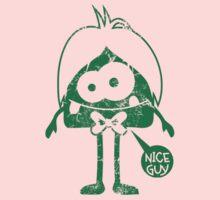 Mr. Nice Guy One Piece - Long Sleeve