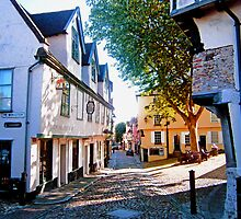 Elm Hill, Norwich by SaraHardman
