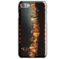 Hell's Kitchen, Night #1, NYC iPhone Case/Skin