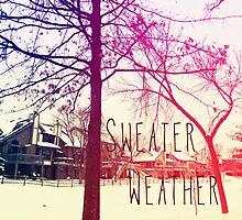 sweater weather by kaybaydanemz