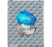 Okay? Okay iPad Case/Skin