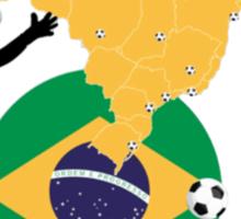 2014 World Cup Sticker
