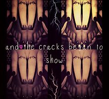 broken cracks. by kaybaydanemz
