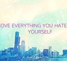 love everything.  by kaybaydanemz