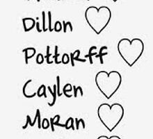 O2L Boys by BaileyLisa
