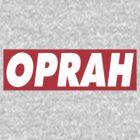 OBEY OPRAH by Adrián Pi