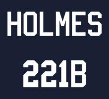 Holmes 221B Jersey by SamanthaMirosch
