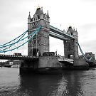 Tower Bridge - London by MaggieGrace