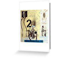 PEQUEÑO LIBRO DE MARAVILLAS (little wonder book) Greeting Card