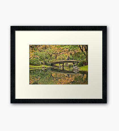 Wonderland Framed Print