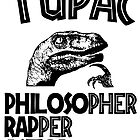 Tupac aka 2pac is the Philosoraptor! by NibiruHybrid