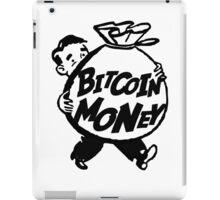Bitcoin Money Bag iPad Case/Skin