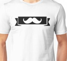 KEEP IT CLASSY, classy, mustache, beard, monocle, nerd Unisex T-Shirt