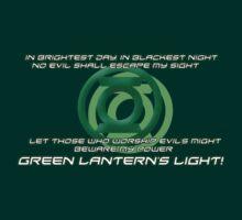 Green Lantern's Light by GhostSixx
