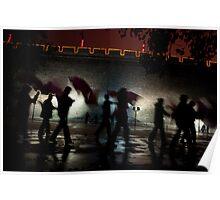 Xi'an dance Poster