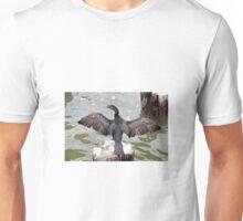 Drying Off Unisex T-Shirt